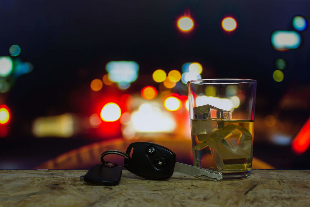 Charged with DUI but not in car | Illinois DUI Lawyer